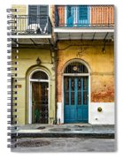 Historic Entrances Spiral Notebook