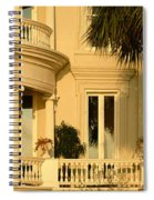 Historic Home On Battery Street Spiral Notebook