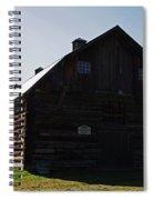 Historic Horse Barn Spiral Notebook
