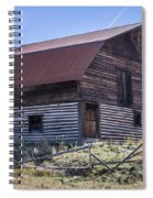 Historic More Barn Spiral Notebook