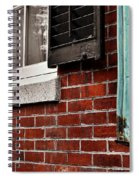 Historic Nantucket Spiral Notebook