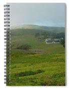Historic Pierce Point Ranch In Point Reyes Spiral Notebook