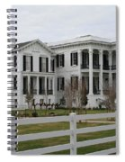 Historic Plantation Spiral Notebook