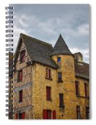Historic Sarlat - La - Caneda France Spiral Notebook