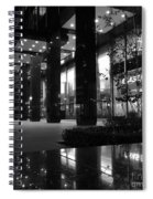 Historic Seagram Building - New York City Spiral Notebook