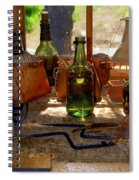 Historic Still Llife  Spiral Notebook