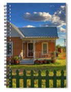 Historic Tombstone In Arizona Spiral Notebook