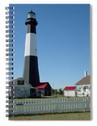 Historic Tybee Island Lighthouse I Spiral Notebook