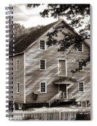 Historic Walnford Mill Spiral Notebook