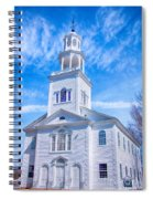Historical Old First Church Spiral Notebook