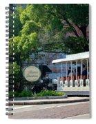 Historical Tour  Spiral Notebook