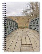 History Bridge Spiral Notebook