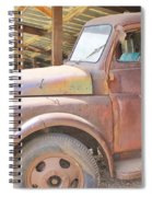 History On Wheels Spiral Notebook