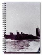 Hmas Onslow History Spiral Notebook