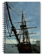 Hms Surprise Spiral Notebook