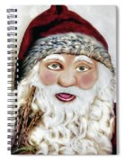 Ho Ho Ho Spiral Notebook