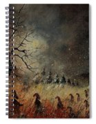 Hobglobins At Night Spiral Notebook