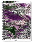 Hodge Podge Art Spiral Notebook