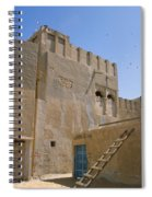 Hofuf Alley Spiral Notebook
