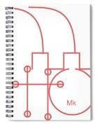 Hohoho Spiral Notebook