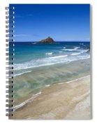 Hokuula Beach Spiral Notebook