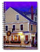 Holderness General Store Spiral Notebook