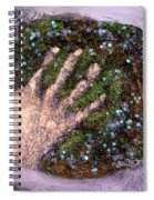 Holding Earth From The Series Our Book Of Common Faith Spiral Notebook