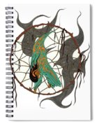 Holding On To The Dream Spiral Notebook