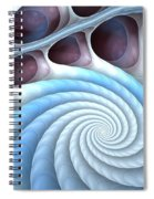 Holding Tight Spiral Notebook