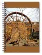 Holding Time Spiral Notebook
