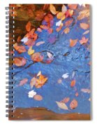 Holding You Safe Spiral Notebook