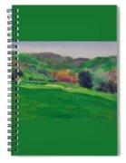 Hole 15 Spitt's Canyon Spiral Notebook