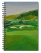 Hole 16 Kipp's Wild Ride Spiral Notebook