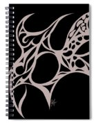 Hole Spiral Notebook
