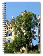 Holenschwangau Castle 2 Spiral Notebook