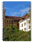 Holenschwangau Castle 3 Spiral Notebook