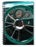 Holiday Drive Spiral Notebook