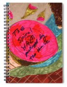 Holiday Ham Spiral Notebook