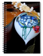 Holiday Medley Spiral Notebook