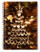 Holiday Shine 1 Spiral Notebook