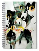 Holistic Gestation 1 Spiral Notebook
