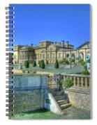 Holkham Hall Spiral Notebook