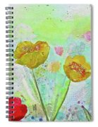 Holland Tulip Festival II Spiral Notebook