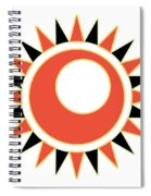Hollow Star Spiral Notebook