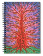 Holly Tree Spiral Notebook