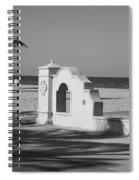 Hollywood Beach Wall Spiral Notebook