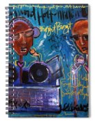 Hollywood Holt Plays Monolith Spiral Notebook