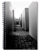 Holocaust Memorial Two Spiral Notebook