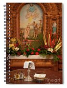 Holy Communion Spiral Notebook
