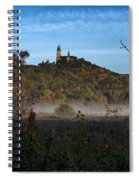 Holy Hill In Fall Spiral Notebook
